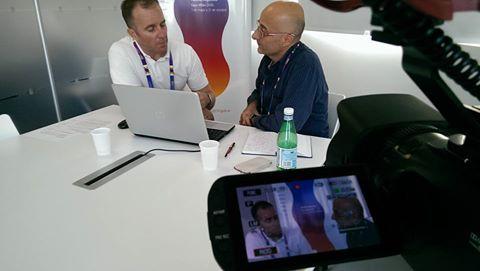 Intervista con Marcelo Riva, direttore del padiglione Argentina