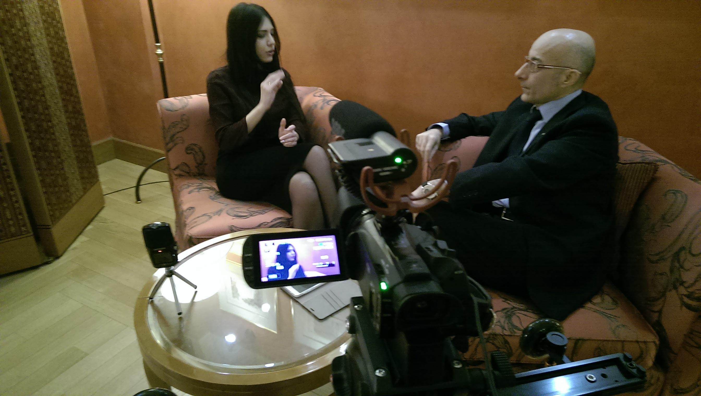 Intervista a Clarissa Marchese, miss Italia 2014