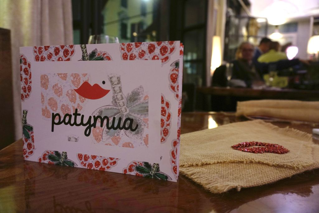 Evento Patymua all'Atlas Foyer