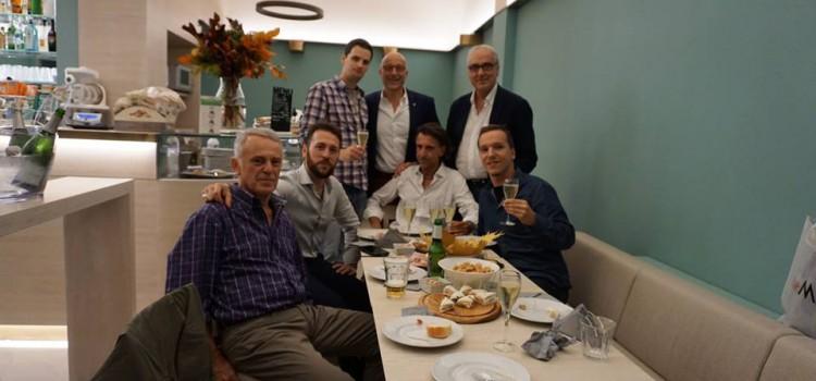 Comitato di redazione 2017 di Mozzafiato